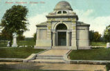 Morgan Mausoleum, Alliance, Ohio