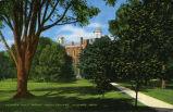 Chapman Hall, Mount Union College, Alliance, Ohio